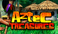 Автомат Aztec Treasures 3D онлайн