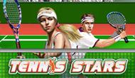 Автомат Звезды Тенниса бесплатно