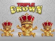 Игровой автомат Triple Crown на деньги
