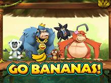 Вперед Бананы в Вулкан Делюкс