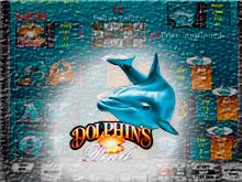 Жемчужина Дельфина – играть азартно в автомат